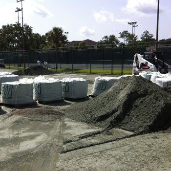 Tennis Court Construction in Florida