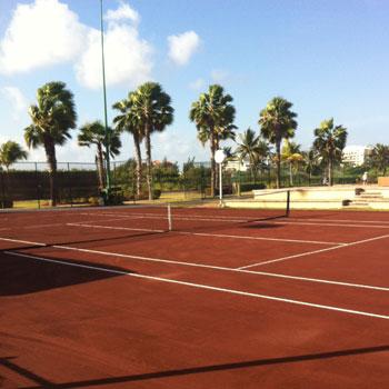 Tennis Court Construction in Florida